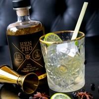 Miniflesje handgemaakte, Belgische gin CLASSIC  (40ml)