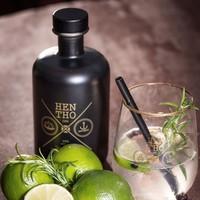 Geschenkpakket Belgische, handgemaakte gin NOAH (500ml)
