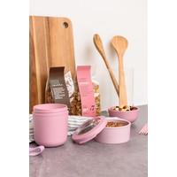 Granola gift pack 'IJLB anytime, anywhere' met bowl van Amuse