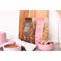 Granola gift pack 'IJLB anytime, anywhere' met bowl