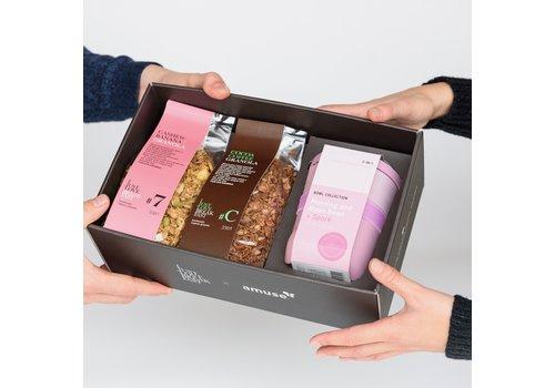Granola Geschenkbox mit Bowl