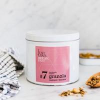Granola voorraaddoos (gevuld met 1 fanbox) (700g)