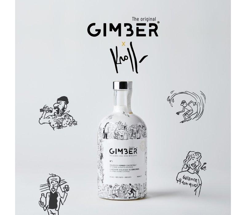 Limited Edition GIMBER x Pierre Kroll (700ml)