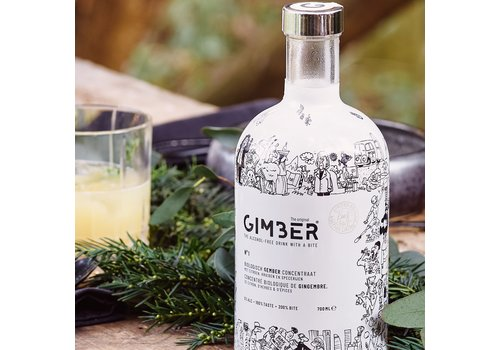 Gimber Limited Edition Pierre Kroll (700ml)