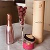 Maison Macolat Pairing Geschenkbox mit  Bottega Rosé prosecco