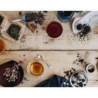 Losse zwarte thee 'English Breakfast' (100g)