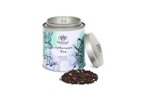 Whittard of Chelsea Afternoon Tea Caddy (100g)