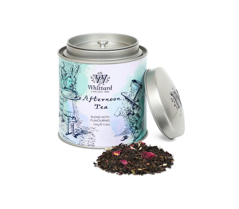 Alice in Wonderland Afternoon Tea Caddy (100g)