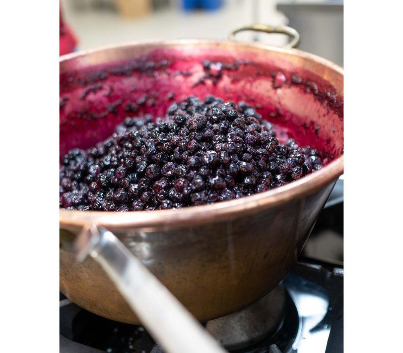 Deep Purple handgemachte Marmelade aus Blaubeeren  (212ml)