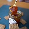Pipaillon Sweet Velvet handgemachte Aprikozenmarmelade mit gerösteten Mandeln (212ml)