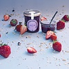 Pipaillon Strawberry Fields handgemaakte confituur van aardbeien (212ml)