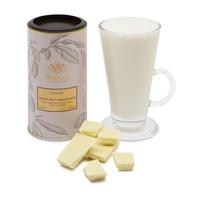 Warme witte chocolade uit Londen (350g)