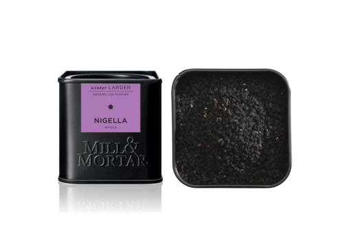 Mill and Mortar Nigella zaadjes BIO (50g)