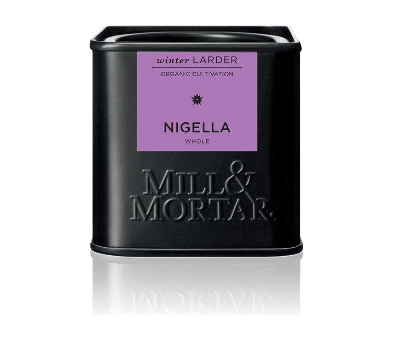 Nigella-Samen (Schwarzkümmel) BIO (50g)
