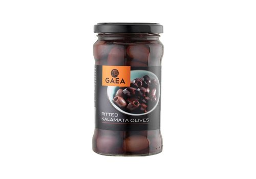 Gaea Griekse Kalamata olijven (315ml)