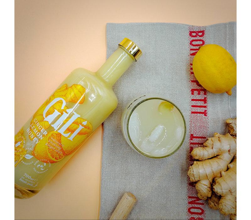 Belgisch BIO gember elixir (500ml)