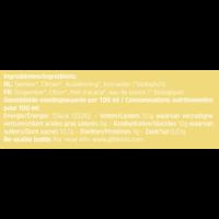 Belgisch BIO gember elixir (60ml)