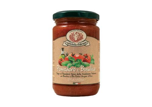 Rustichella d'Abruzzo Sugo pomodoro basilico (270g)