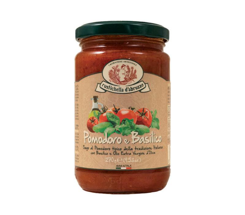 Sugo pomodoro basilico (270g)
