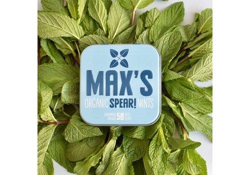 Max's Organic Mints SPEARMINT (35g)