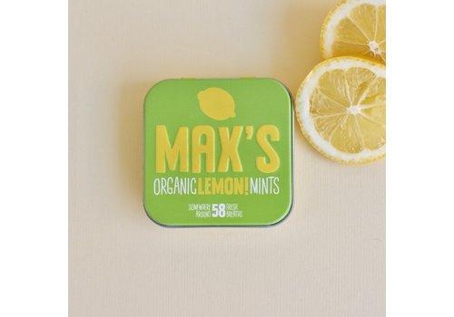 Max's Organic Mints ZITRONE (35g)