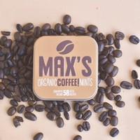 Vegan BIO muntjes COFFEE (35g)