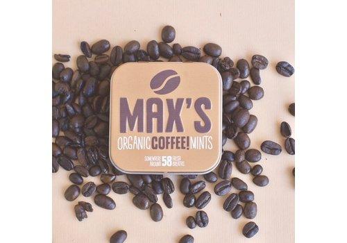 Max's Organic Mints COFFEE (35g)