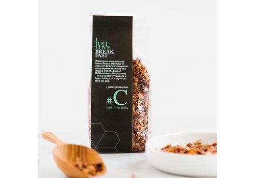 I Just Love Breakfast Granola #C Cacao-Coffee (250g)