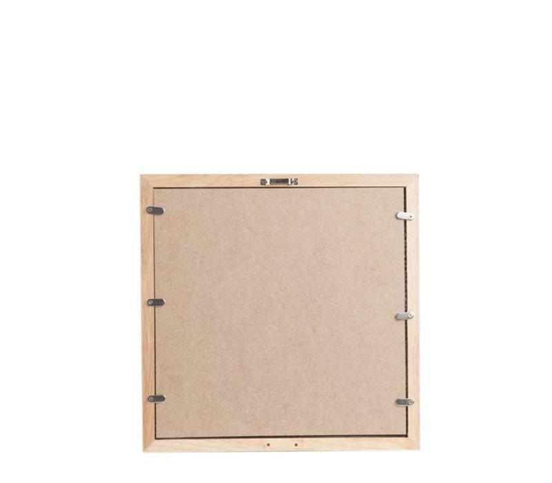 Letter board - 30 x 30 - White