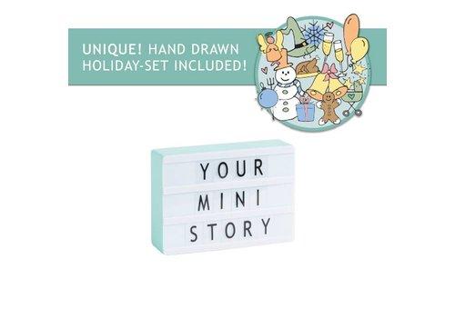LEDR® Light box A6 - Mint
