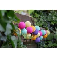 Feestverlichting voor buiten | Arco Iris | 20 ballen