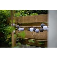 Outdoor party lighting | Gris | 20 balls