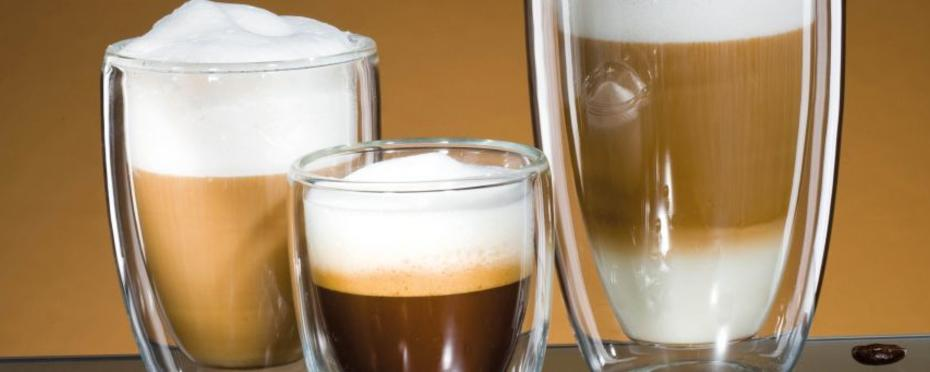 """Glasserie """"bloomix"""" - mundgeblasene, doppelwandige Gläser mit vielseitiger Einsetzbarkeit"""