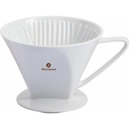 "Kaffeefilter Porzellan ""Brasilia"""