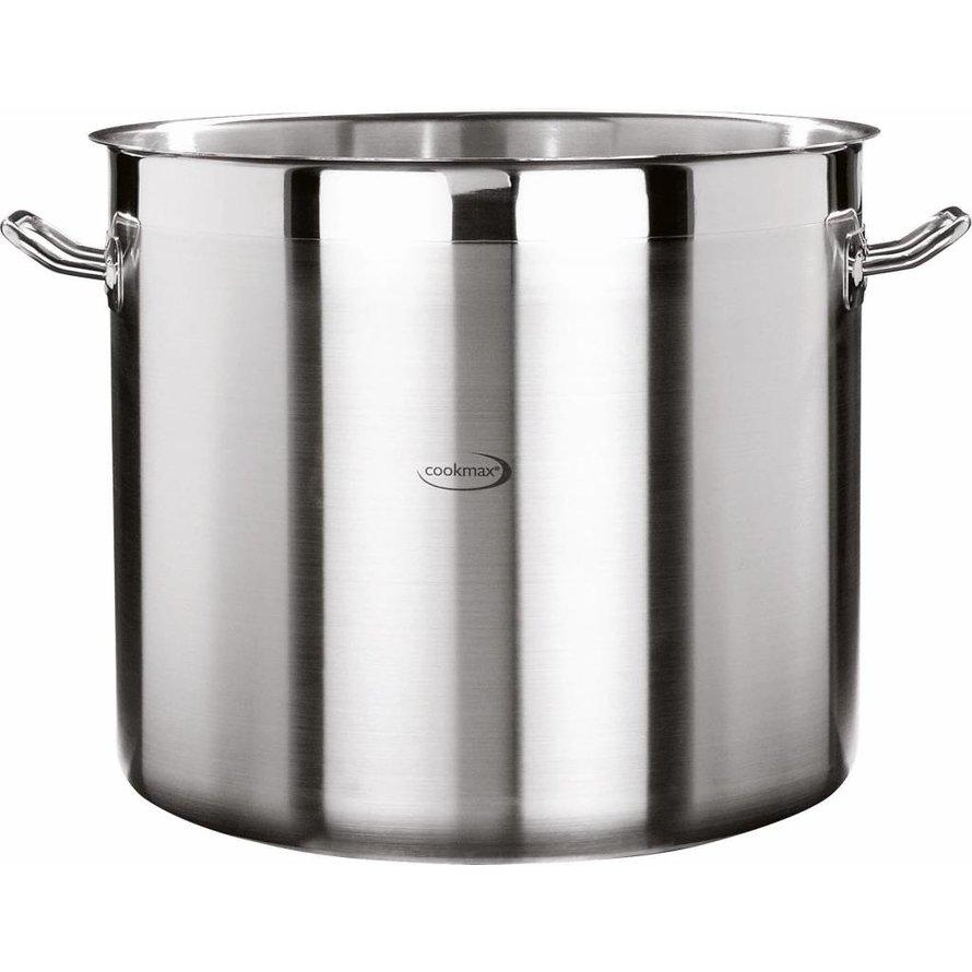 "Gemüse-/Suppenkessel ""Cookmax Professional"" Ø 24 cm, H: 24 cm. Inhalt 10,5L"