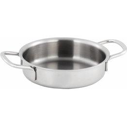 Topf Mini  'Cookmax Serve' Ø10cm H: 4,5cm 0,35L