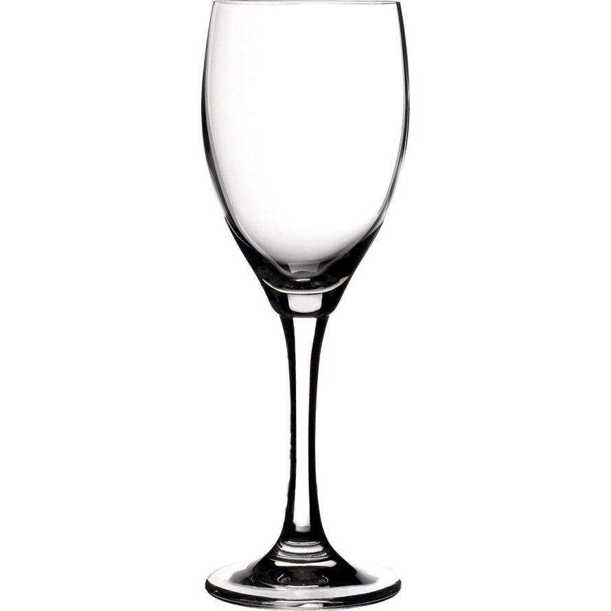 """Glasserie """"Viana"""" Weißweinkelch 247ml mit Füllstrich"""
