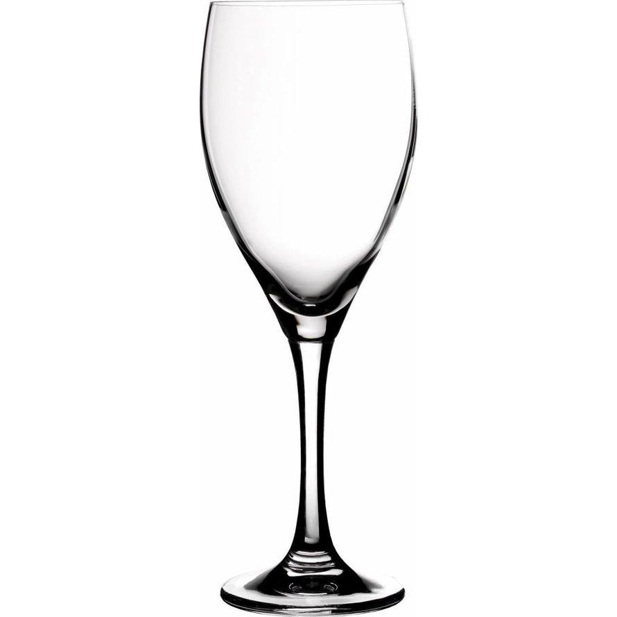 """Glasserie """"Viana"""" Rotweinkelch 345ml mit Füllstrich"""