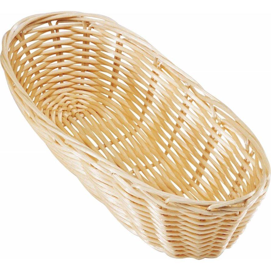 Brot-/Servierkorb länglich