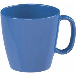 "Tasse obere ""Colour"" 0,23L Kunststoff PBT  blau"