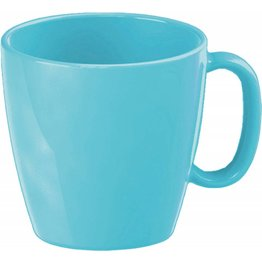 """Tasse obere """"Colour"""" 0,23L Kunststoff PBT  hellblau"""