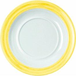 """Tasse untere """"Colour"""" gelb"""