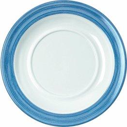 "Tasse untere ""Colour"" blau"