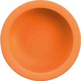 "Teller tief ""Colour"" orange"