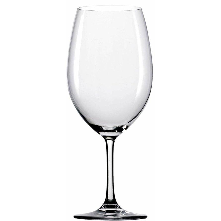 Glasserie Classic Rotweinkelch mit Füllstrich