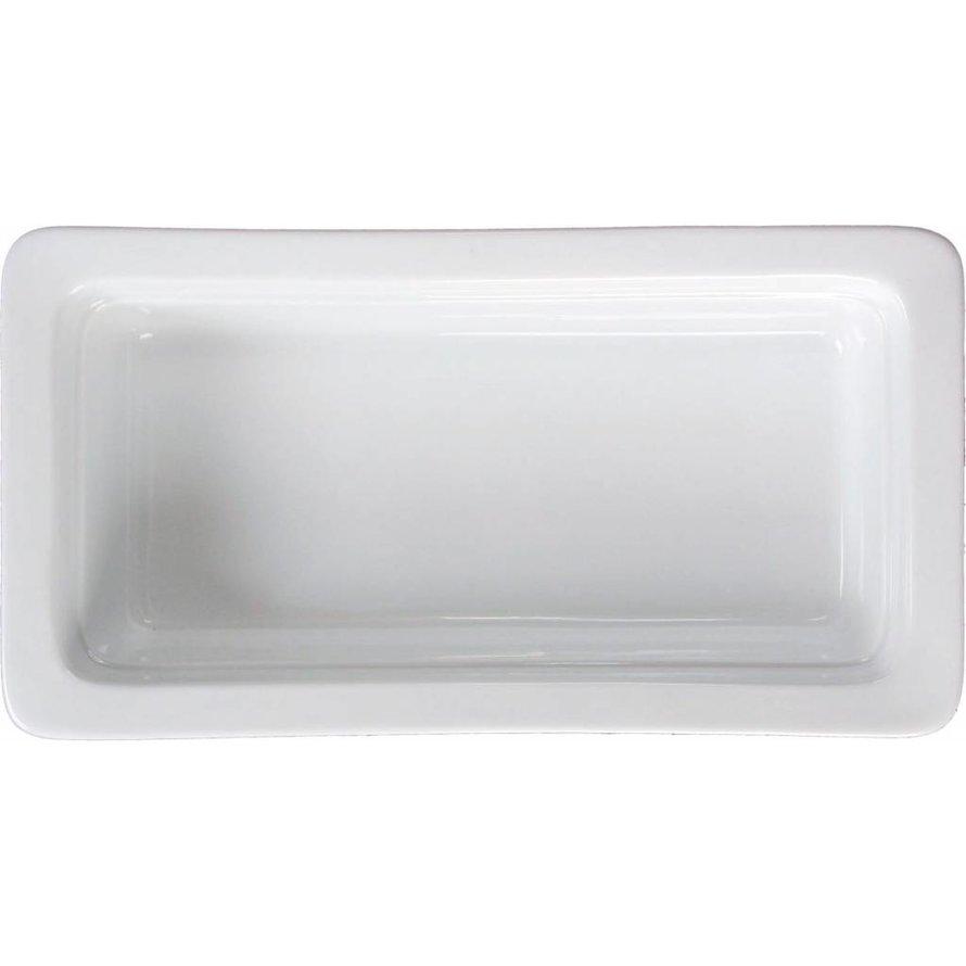 GN-Behälter, Porzellan, 65mm tief 1/3 GN