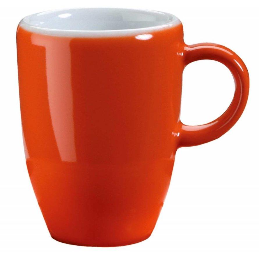 Espressotasse obere orange