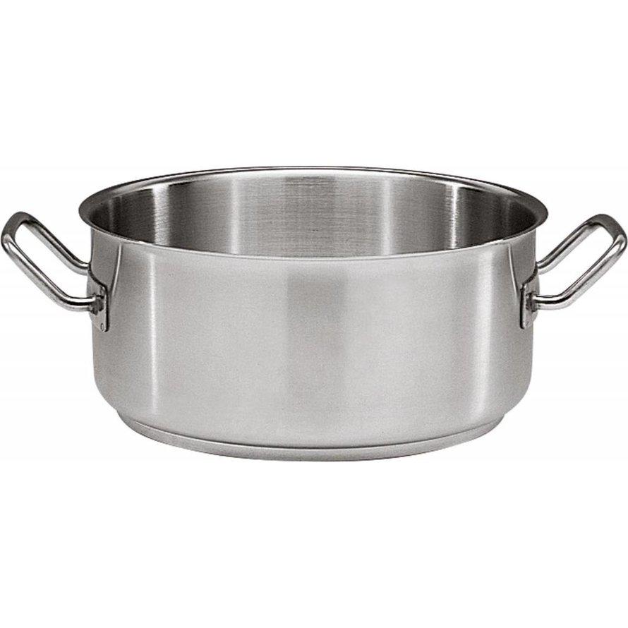 """Bratentopf flach """"Cookmax Economy"""" 20cm"""