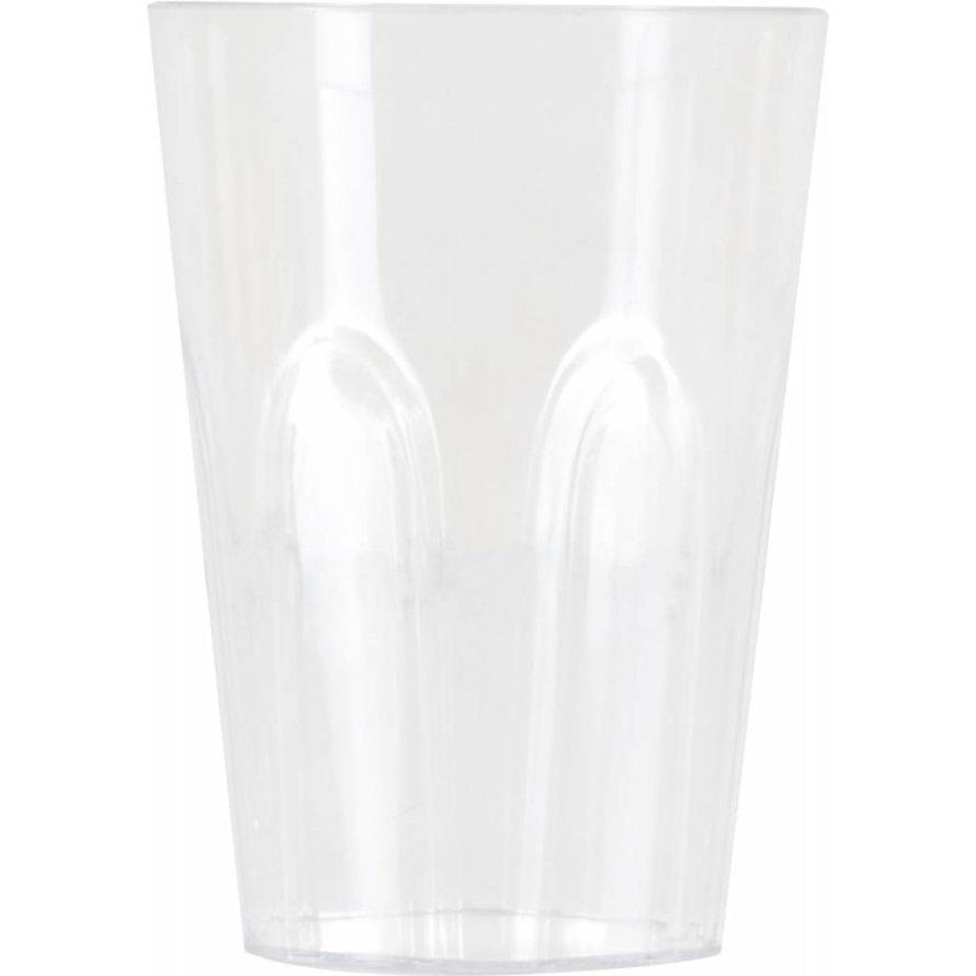 Glasserie Polycarbonat Longdrinkglas, 400 ml
