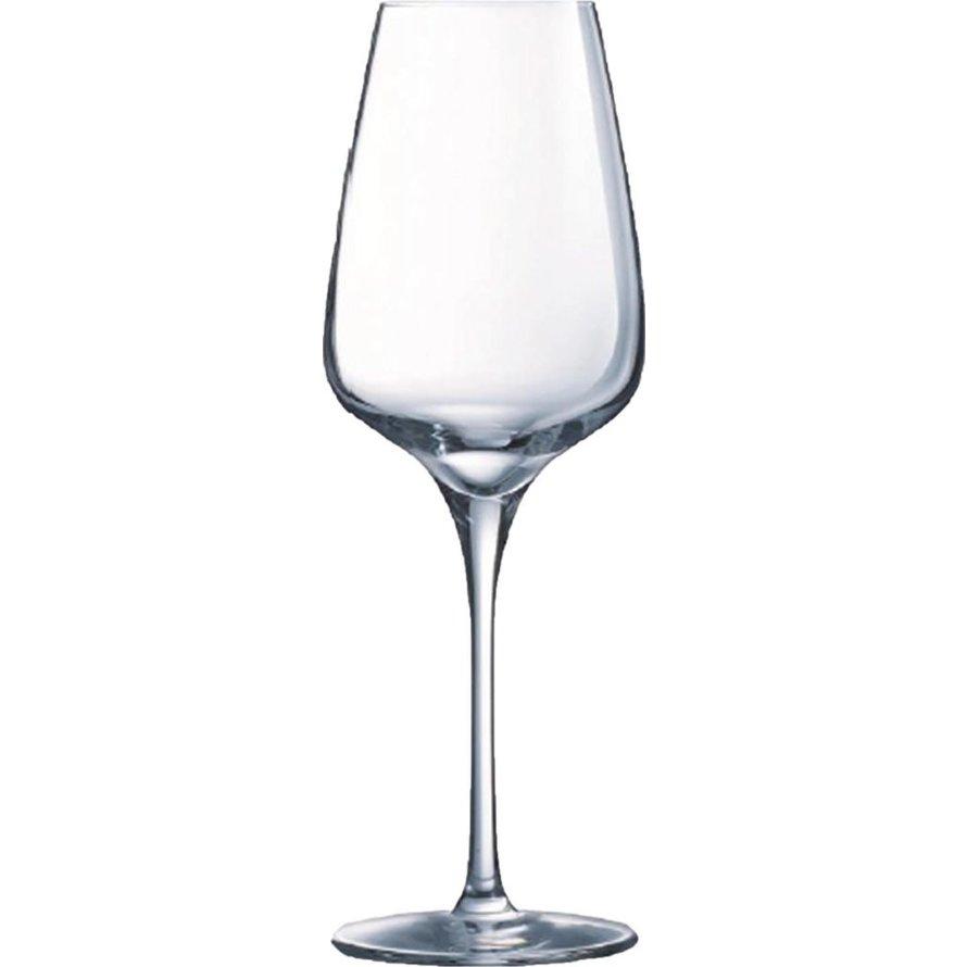 """Glasserie """"Sublym"""" Weinglas 25 cl mit Füllstrich"""
